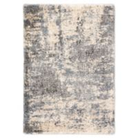 Jaipur Living Cantata Abstract 7'6 x 9'6 Area Rug in Grey/Blue