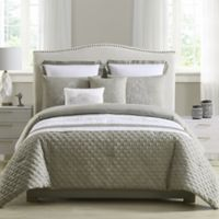 MHF Home Ezra 7-Piece Full/Queen Comforter Set in Blue