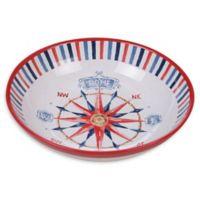 Certified International Nautical Life Pasta Bowl