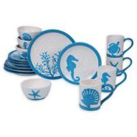 Certified International Natural Coast 16-Piece Dinnerware Set