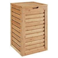 Haven™ Bamboo Hamper in Natural