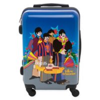 The Beatles Yellow Submarine 21-Inch Hardside Spinner Carry On Luggage