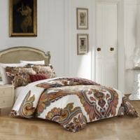 Chic Home Iman King Duvet Cover Set in Beige