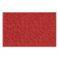 Weather Guard™ Fall Day 31-Inch x 21-Inch Indoor/Outdoor Door Mat in Red