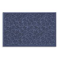Weather Guard™ Fall Day 31-Inch x 21-Inch Indoor/Outdoor Door Mat in Navy