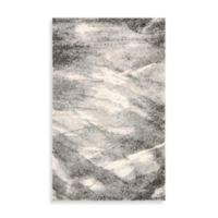 Safavieh Retro Art Asha 8-Foot x 10-Foot Indoor Shag Rug