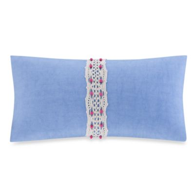 Echo Design Throw Pillows : Echo Design Laila Oblong Throw Pillow - Bed Bath & Beyond