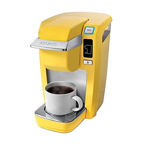Keurig 174 K15 Mini Plus Brewing System In Banana Yellow