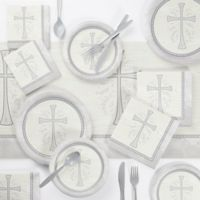 Creative Converting™ 73-Piece Divinity Party Supplies Kit