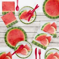 Creative Converting™ Watermelon Picnic 73-Piece Party Supplies Kit