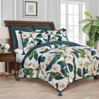 New York Botanical Garden® Margaret Reversible Full/Queen Quilt in Green