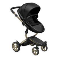 Mima® Xari Champagne Chassis Stroller in Black/Black