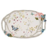 Fitz and Floyd® Butterfly Fields 19-Inch Platter