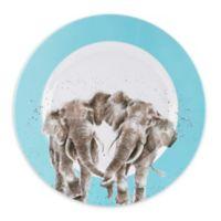 Portmeirion® Wrendale Designs Elephant Melamine Dinner Plates (Set of 4)