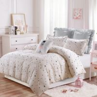 Little Princess 3-Piece Twin/Twin XL Duvet Cover Set in Ivory/Pink