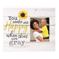 You Make Me Happy Photo Wood Wall Art