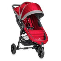 Baby Jogger® City Mini® GT Single Stroller in Crimson/Grey