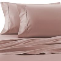Therapedic® Celliant® 400-Thread-Count Twin Sheet Set in Pink