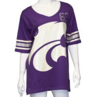 Kansas State University Large Tunic in Purple