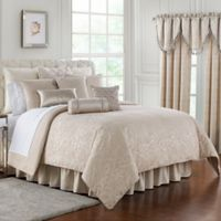Waterford® Gisella Reversible California King Comforter Set in Blush