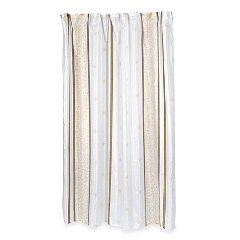 ashley 70 inch x 84 inch fabric shower curtain bed bath