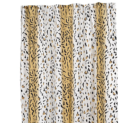Buy Carnation Home Fashions Hailey 108 Inch X 72 Inch Shower Curtain From Bed Bath Beyond