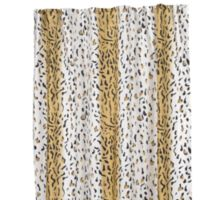 Carnation Home Fashions Hailey 108-Inch x 72-Inch Shower Curtain
