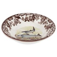 Spode® Woodland Ascot King Salmon Cereal Bowl