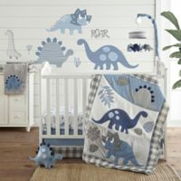 Levtex Baby® Kipton 4-Piece Crib Bedding Set in Blue