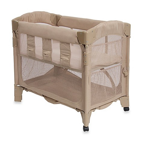 Arm's Reach Mini Co-Sleeper® in Toffee