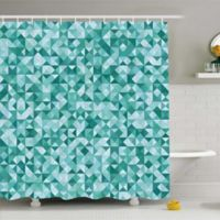Teal 69-Inch x 70-Inch Shower Curtain