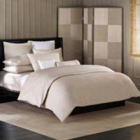 Barbara Barry® Simplicity Stitch King Pillow Sham in Silver Birch