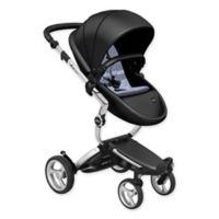 Mima® Single Xari Stroller Aluminium/black/pixel Blue Black/blue Black/blue 25 47 35 A115-01110xb Fu