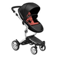 Mima® Single Xari Stroller Aluminum/black/coral Red Black/red Black/red 25 47 35 A115-01110cr Full S