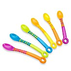 Sassy® First Solids 6-Pack Soft Tip Spoons