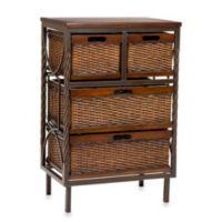 Safavieh Andrew 4-Drawer Storage Cabinet Unit