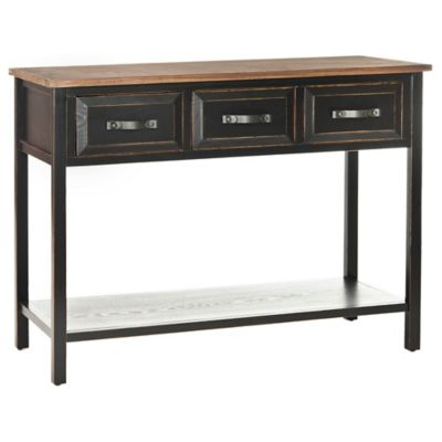 Safavieh Aiden Console Table Bed Bath Beyond