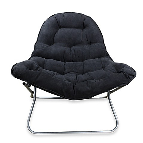 Tufted Memory Foam Lounger Chair Bed Bath Amp Beyond