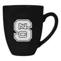 North Carolina State University 15 oz. Stealth Bistro Mug in Black