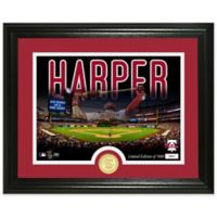 MLB Bryce Harper Phillies Signing Photo Mint