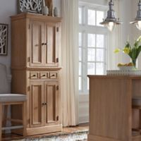 Home Styles Cambridge Pantry in White
