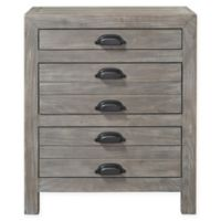 Universal Furniture Gilmore Nightstand in Greystone