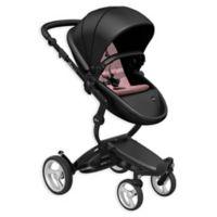 Mima® Xari Black Chassis Stroller in Black/Pink
