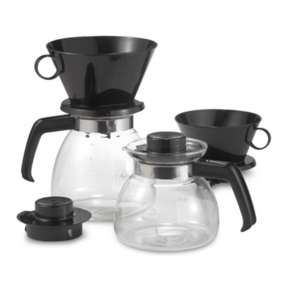 Melitta Pour Over Coffee Makers with Glass Carafe - Bed Bath & Beyond