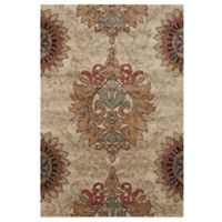 Aria Rugs Jacqueline 5-Foot 3-Inch x 7-Foot 6-Inch Rug in Bisque