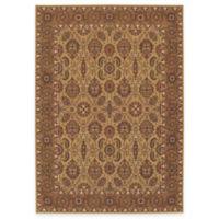 Couristan® All Over Vase Hazelnut 2-Foot 2-Inch x 8-Foot 11-Inch Indoor Rug