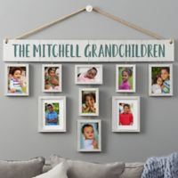 Wallverbs™ Our Grandparents Personalized Hanging Picture Frame Set