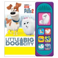 """The Secret Life Of Pets 2"" Little Sound Book"