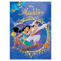 "Disney® ""Aladdin"" Hardcover Book"