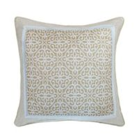 Croscill® Emery European Pillow Sham Taupe